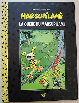 Marsupilami T 1 La Queue du Marsupilami BATEM YANN éd Marsu production Luxe