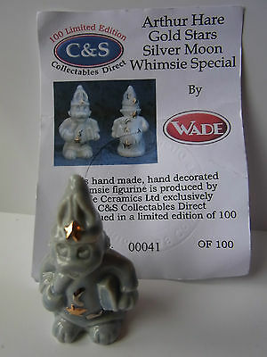 WADE-WHIMSIE ARTHUR HARE GOLD STARS SILVER MOON SPECIAL LE 100