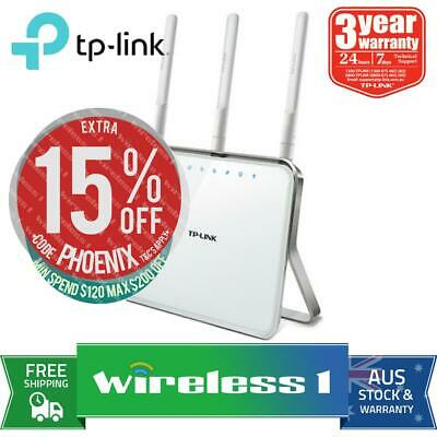 Brand New TP-Link Archer D9 Wireless AC1900 Dual Band ADSL2+ Gigabit Modem Route