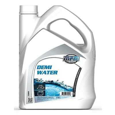 MPM Demineralised Deionised Water 5L Litres