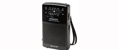 ROBERTS SPORTS  925 FM/MW/LW Portable 3 Band Battery Radio SPORTS925 FREE POST
