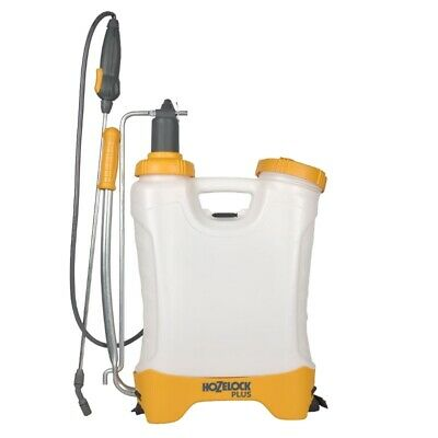 Hozelock 16L Backpack Pressure Sprayer Plus - 4716