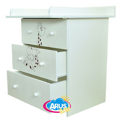 Chest with drawers MIKI, high quality, NEW!!!