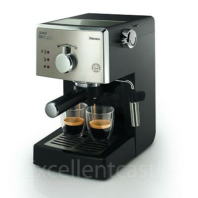 Genuine Philips HD8325 Saeco Handmade 220V Crema Filter Coffee Espresso Machine