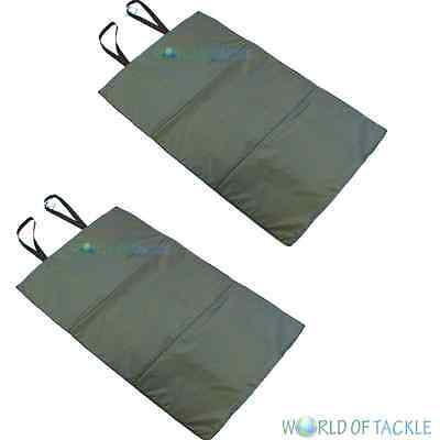 Unhooking Mat x2 Carp Fishing NGT Measures 100cm x 60cm Landing Mat