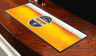Personalised Draught Beer Background Bar Runner Ideal For Pub Bar Occasion