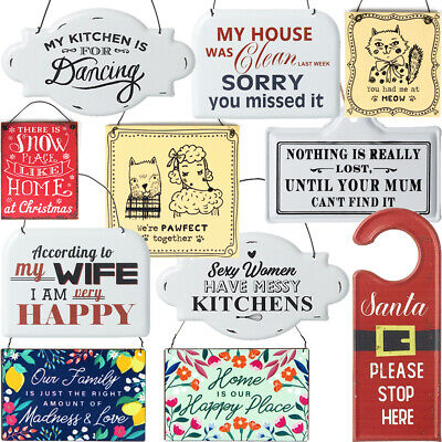 WEDDING HANGING / Arrow Hanger Direction Sign Decoration Plaque Party Accessory
