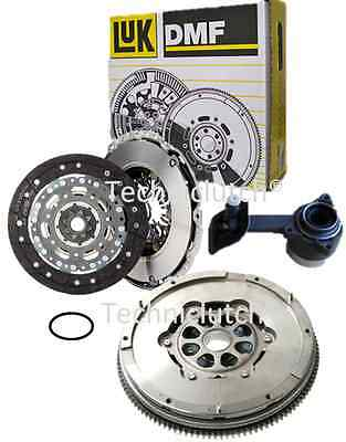 Luk Dual Mass Flywheel And Clutch With Csc For Ford Mondeo 130 Tdci 5 Speed