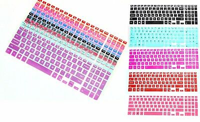 Color Keyboard Skin Cover Protector For 15.6 Dell Inspiron 15 5000 Series Laptop