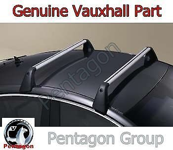 New Genuine Vauxhall Roof Bars Rack Insignia Hatch/Saloon 32026168