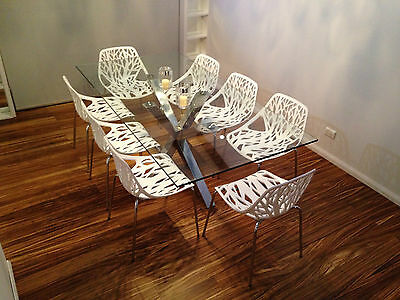 Dining Chairs on SALE  - Designer Lace Commercial Indoor Dinning Chair on SALE