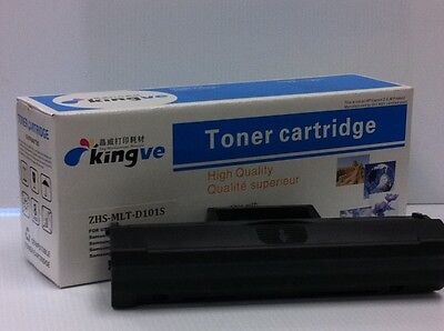 1PK Compatible Toner for Samsung MLT-D101S fits ML2164 2165W SCX 3400 3405W
