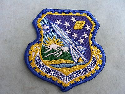 US AIR FORCE 120TH FIGHTER INTERCEPTOR GROUP  INSIGNIA,  UNISSUED.