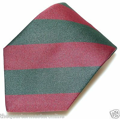 The Sherwood Foresters Tie