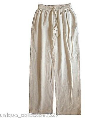 UC-60 Nepalese Funky Festival Hippy Mens Boho Cotton Pants Summer Yoga Trousers