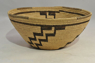 Very Fine Panamint Indian Basketry Bowl c.1900