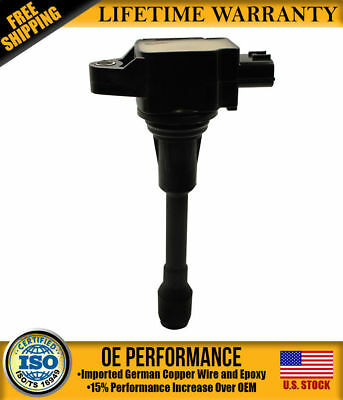 UF549 Ignition Coil For Nissan Altima Sentra Cube Rogue Versa Infinity FX50
