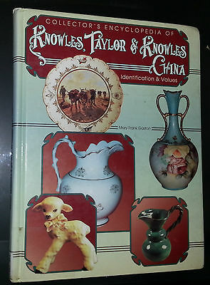 VINTAGE KNOWLES CHINA PRICE GUIDE COLLECTOR'S BOOK BELLEEK GRANITE WARE