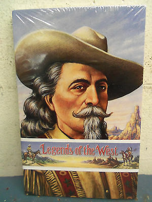 USPS Legends of the West Post Card Set 20 Cards Writing Stamp Stocking Stuffer