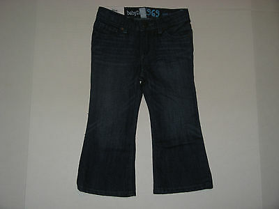 Baby Gap NWT Girls  2 2T 3 3T 4 4T  yrs U PICK Denim Jeans Boot Cut Adjustable
