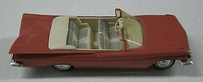 Vintage 1959 Impala Friction Car  - LIGHTLY USED