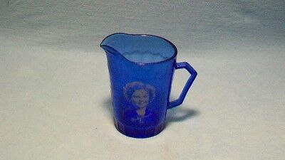 Small Shirley Temple Pitcher Creamer