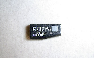 ID40 T12 Vauxhall Opel Transponder Virgin Phillips Immobilizer Key Chip Immo