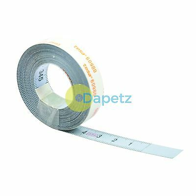 Self-Adhesive Measuring Tape Metric 3.5m Left to Right - Right to Left Reading