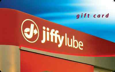 $50 Jiffy Lube Gift Card for ONLY $40!