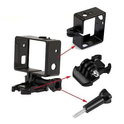 Standard Border Frame Mount Protective Housing Case for GoPro HD Hero 3 3+Camera