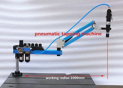 New Vertical Type Pneumatic Air Tapping Machine M3-M16 1000mm s