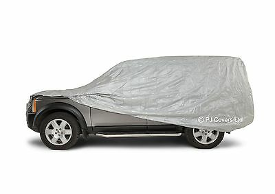Lightweight Outdoor/Indoor Car Cover for Jeep CJ2-CJ7