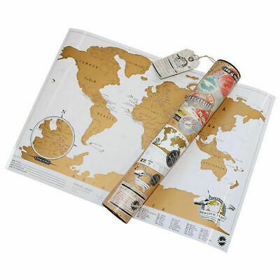 """Strachmap Travel Edition """"free Postage"""" Is10007"""
