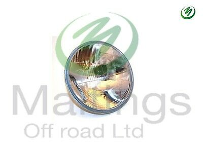 STC1209 Wipac Land Rover Defender Headlamp Unit Manual Levelling