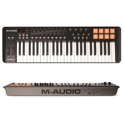 M-AUDIO OXYGEN 49 (4th gen) x pc/mac controller keyboard MIDI USB 49 tasti NUOVA