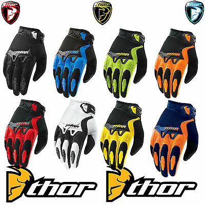 Thor 2017ér Spectrum MX Motocross Enduro Downhill Handschuhe viele Gr. fox-red