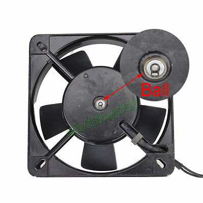 Ball Bearing AC 220V 240V 11cm 110mm 110x110x25mm Electric Cabinet Cooling Fan