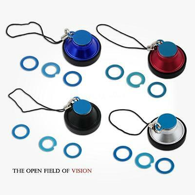 Magnetic Wide 180°Detachable Fish Eye Lens for iPhone4 CellPhone DX