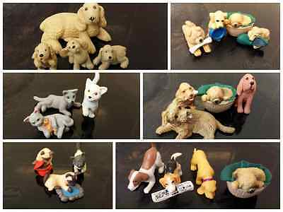 puppy in my pocket sets to choose from puppies puppy dog AND CATS KITTENS