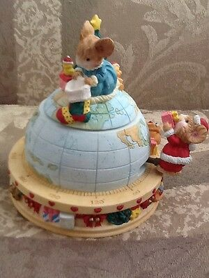 Tiny Talk Collection Christmas Around the World Musical Here Comes Santa Claus