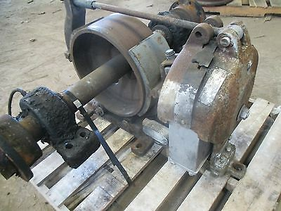 "Cutler Hammer Electric Drum Brake Size 16 1000Ft-Lbs 25Vdc Coil 7""Width X 20"" Di"