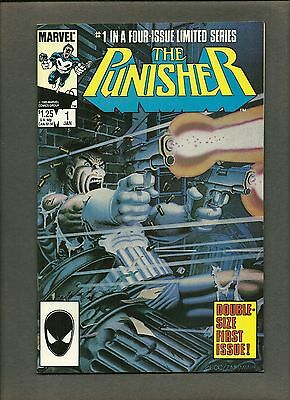 Punisher Limited Series #1 NM Mike Zeck