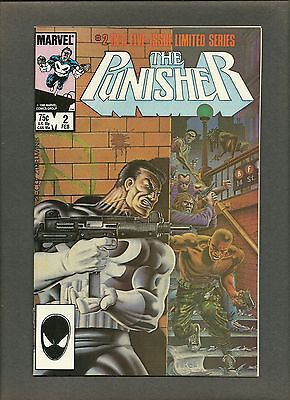 Punisher Limited Series #2 NM Mike Zeck