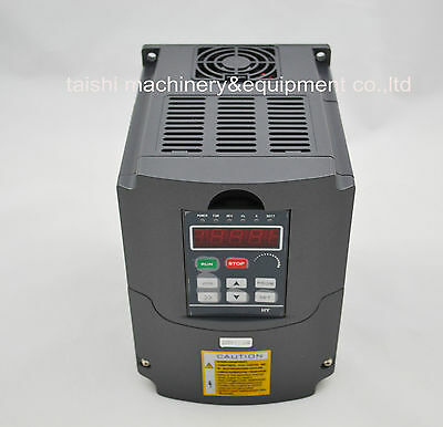 NEW VARIABLE FREQUENCY DRIVE INVERTER VFD 1.5KW 380V 7