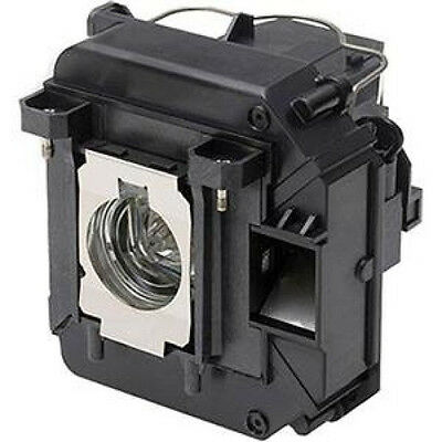 Guaranteed for ONE YEAR! Epson ELPLP60 / V13H010L60 projector Lamp in Housing