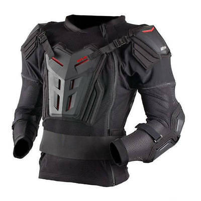 NEW EVS Mx Comp Youth Pressure Suit MTB Dirt Bike Kids Motocross Body Armour