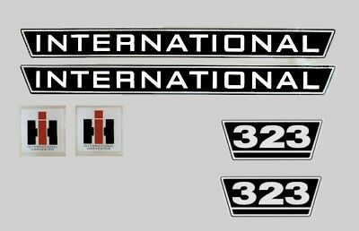 IHC Aufkleber international 353 Logo Emblem Sticker Label-