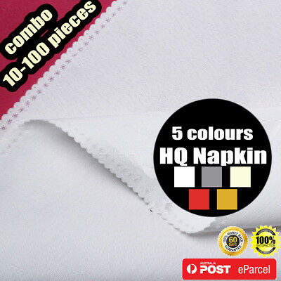 Napkins Linen For Wedding Restaurant Hotel Party Table Cloth Tableware Serveware