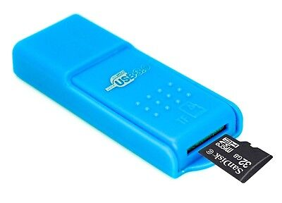 USB 3.0 Media TF Flash Memory Card Reader Ultra Micro SD SDHC SDXC UHS Class 10
