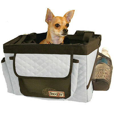 NEW & SEALED Snoozer Pet Bike Basket Safe Comfortable Durable Microfiber Cover